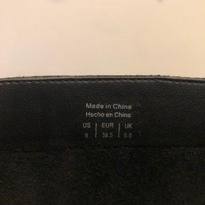 Aldo Shoes - Aldo Leather Below The Knee Boot
